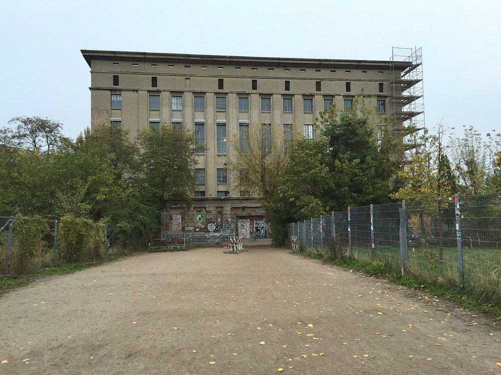 Berghain   Best nightclub I have ever been too!  I have been twice at different times; first thing on a Saturday night and second time on a Sunday afternoon.  Here is what I learnt about the rules for getting in below.  It seems like a big faff but I promise that past the pretentious bouncers are a bunch of friendly Berliners and some incredible house/electro music in the Panorama bar:  1. Wear all black and make sure it's not fancy.  Think causal, grudge like hoodies, trainers and plain stuff.  Colourful garms draws attention about you don't want that.    2. Don't speak English in the queue and basically don't talk at all.   Know your German for yes, no and thank you.  3. If in a group, divide yourselves up and try and wait in the queue all solo.  I got in when I waited in the queue alone.    4. If you don't get in, go home and change and make yourself look different.  Take my word this works.  5. Don't be on your phone at all in the queue!  6. The first time I went I arrived on a Saturday night when there is the longest queue and jumped it with some Germans.  I wouldn't recommend this as the bouncers hate queue jumpers and it is quite hectic at this time.  The queue pretty much disappears on a Sunday morning/midday and this is when Berliners go.  Club doesn't shut until Tuesday morning so Sunday is actually the best day.  Am Wriezener Bahnhof, 10243 Berlin, Germany  http://www.berghain.de