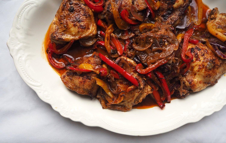 Chicken Pibil — NINA FOOD