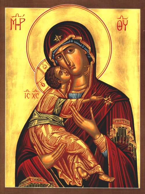 The Theotokos with Christ