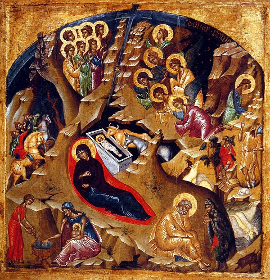 Greek Orthodox Christmas.His Eminence Metropolitan Methodios Christmas Reflection