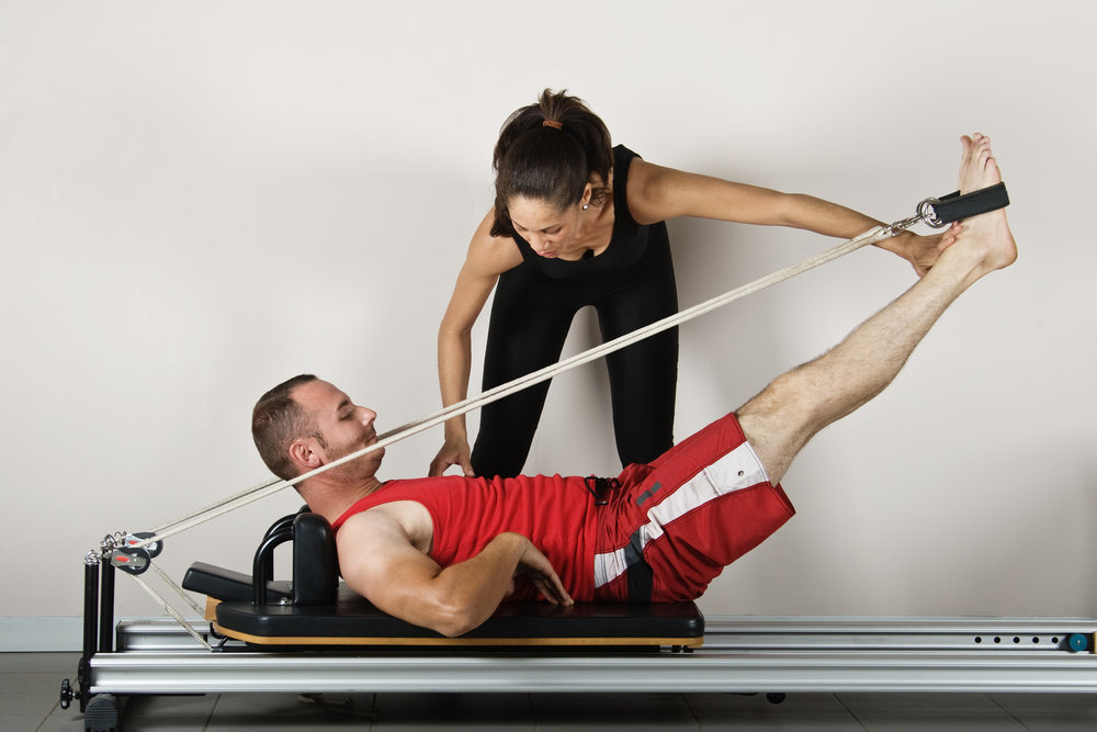 Kansas City Pilates reformer