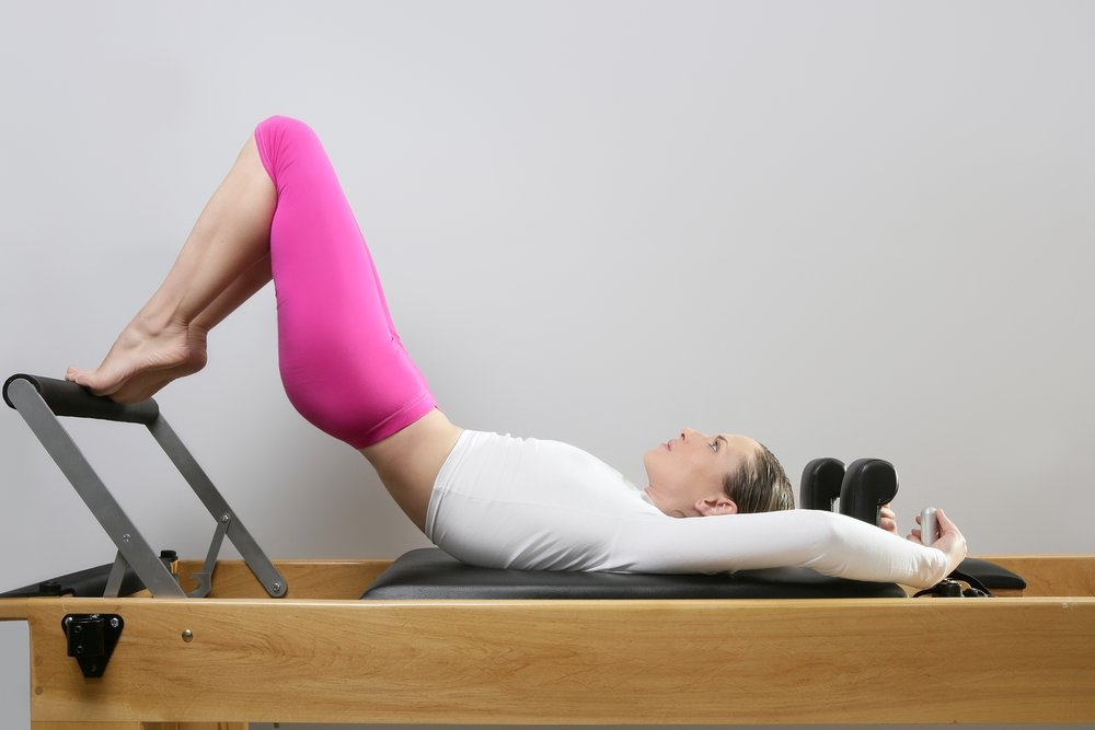 Kansas City Pilates Reformer Level 2