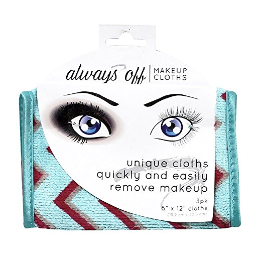 reusable makeup cloths