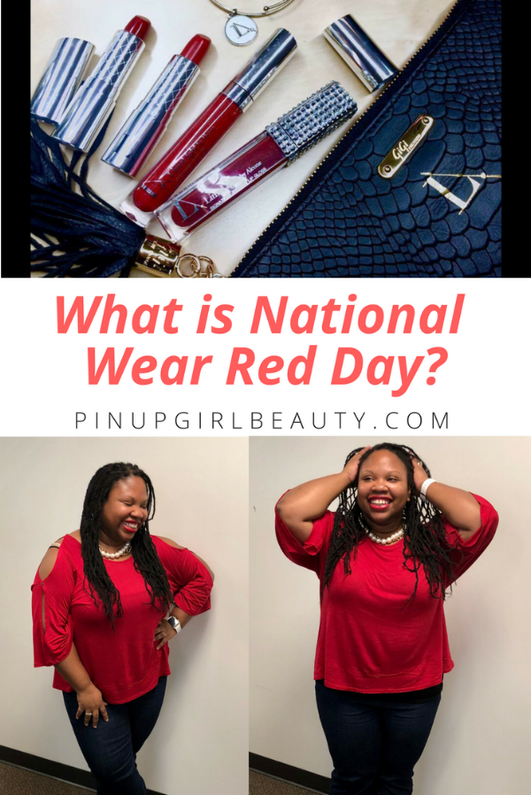 What is National Wear Red Day.png