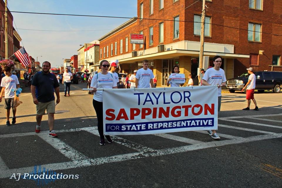 Sappington Offers Change for the 94th House District - The Marietta Times / July 28 2018