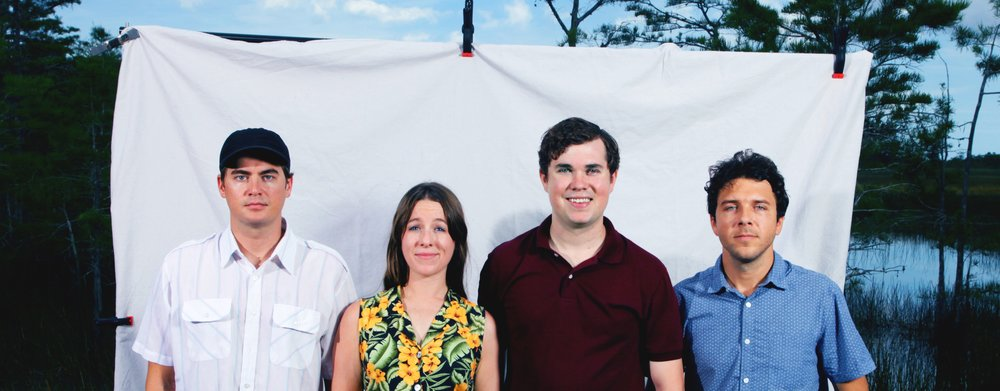 West Palm Beach's  Surfer Blood  fuse sunny surf rock charm with indie rock cool. Guitarist/vocalist  John Paul Pitts  and drummer  Tyler Schwarz  have known each other since high school; they started playing together and soon connected with guitarist  Thomas Fekete  and bassist  Kevin Williams , officially becoming  Surfer Blood  in spring 2009. They began recording and touring almost immediately, laying down tracks in  Pitts ' apartment and embarking on four tours in their first five months together. The buzz around the band built quickly as they hit the road .