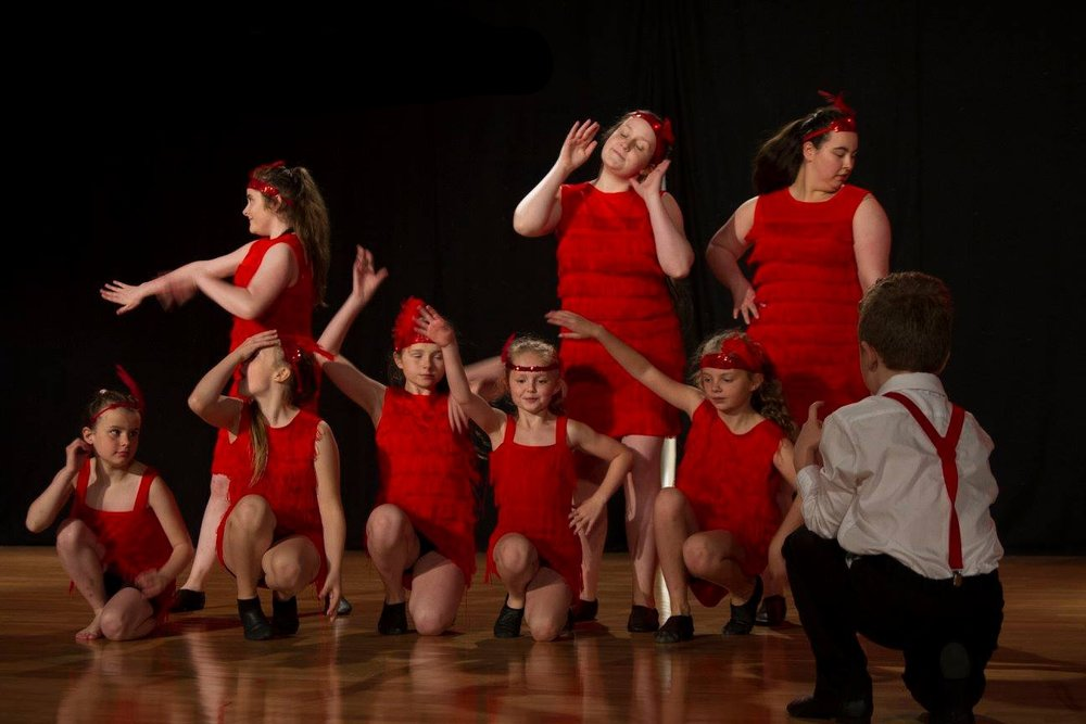 Inov8 Dance Classes -