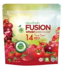 Fusion Whole Food Powder - Red  Click Here!