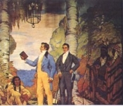 Joseph Smith teaching the Lamanites - Mesa.jpg