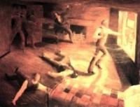Carthage Jail attack inside room.jpg