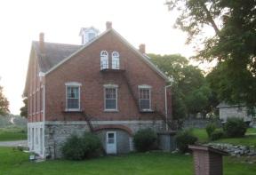 Riverside Mansion (Nauvoo House) East side.jpg