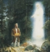 Moroni delivering the Gold Plates to Joseph Smith.jpg