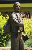 Samuel H. Smith Statue at the MTC in Provo, Utah