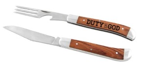 Duty to God Pocket Knife - Perfect gift for the Scout!  Click Here!