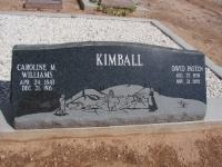 David P. Kimball gravestone.jpg