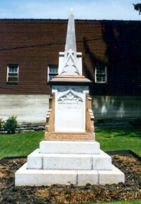 Heber C. Kimball gravestone.jpg