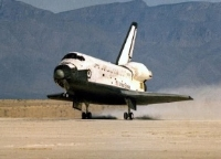 Space Shuttle Columbia landing.jpg