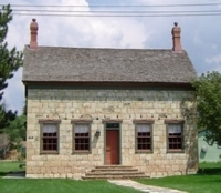 Reddodk N. Allred House - Spring City