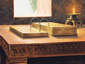 Gold Plates open on table.jpg