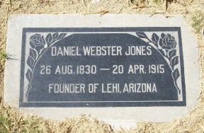 Daniel W. Jones gravestone.jpg