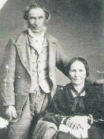 Loren and Hulda Bassett