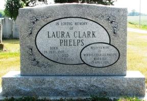 Laura Clark Phelps gravestone.jpg