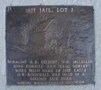 Sidney Gilbert Jail plaque.jpg