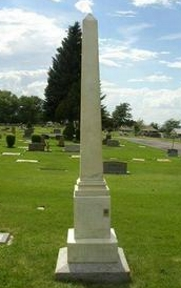 Markham Family Monument
