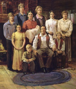 Joseph Smith Sr. Family