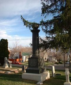 Daniel H. Wells gravestone.jpg