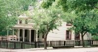 Warren Parrish home in Kirtland, Ohio