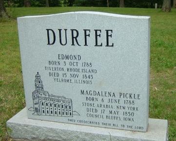 Edmund Durfee grave marker.jpg