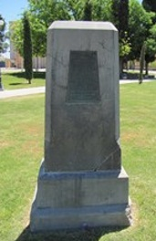 Mormon Battalion Monument, Tucson, Arizona