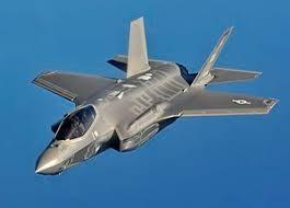 F-35 Lightning II stealth fighter jet.jpg