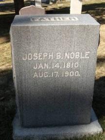 Joseph Bates Noble gravestone.jpg