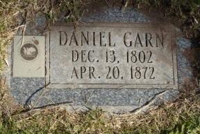 Daniel Garn gravestone.jpg