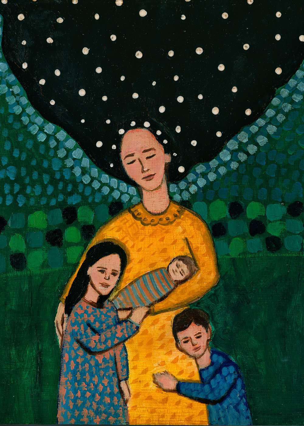 3 kids mother 5x7.jpg