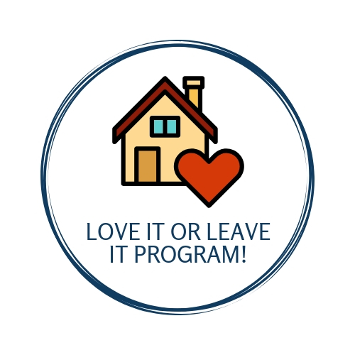 Love Your House Or We Sell it for FREE!