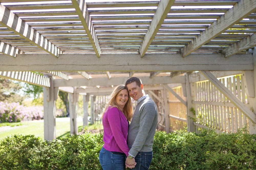 Engagement Session Arboretum Minnesota-01