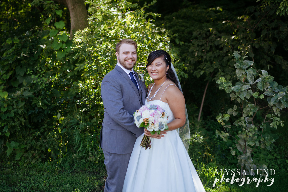 Wedding Photography at Edgewood Farm
