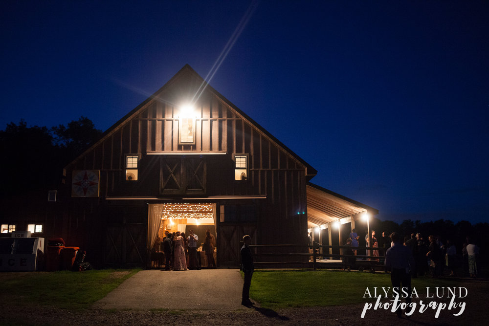 Edgewood Farm Wedding