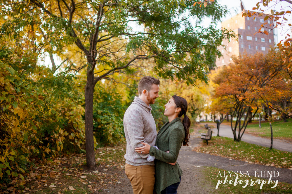creative Minneapolis wedding photography