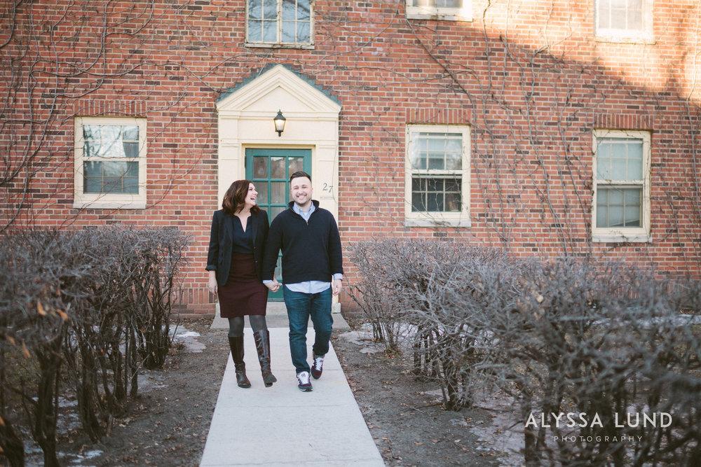 St. Paul Lifestyle Engagement Portraits-8