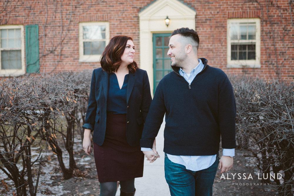 St. Paul Lifestyle Engagement Portraits-9