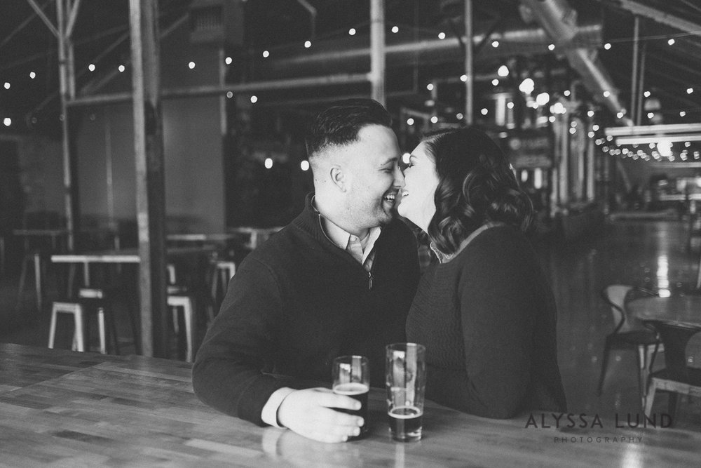 St. Paul Engagement Session in a Brewery-03.jpg