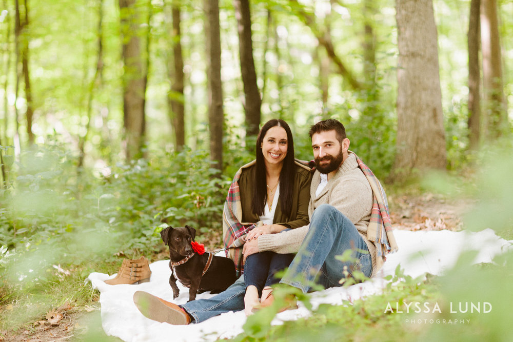 Minneapolis Engagement Photos with a Dog-02.jpg