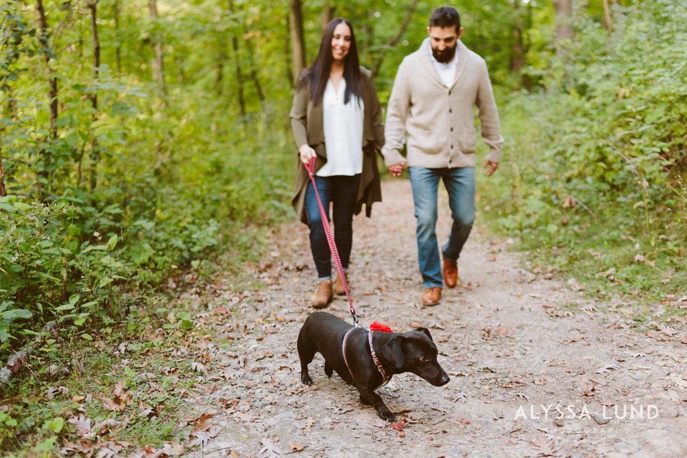Minneapolis Engagement Photos with a Dog-01.jpg