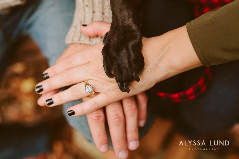 Minneapolis Engagement Photos with a Dog-11.jpg