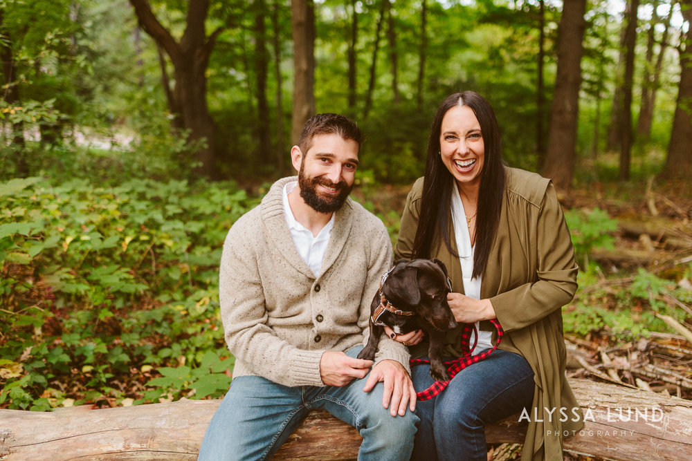 Minneapolis Engagement Photos with a Dog-12.jpg