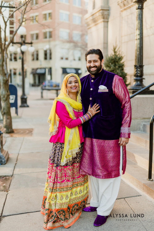 Modern muslim wedding photography Landmark Center-9.jpg